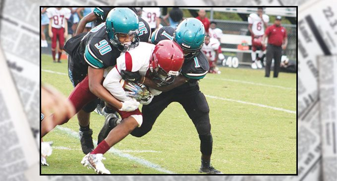 Reagan's strong first quarter propels them to Victory