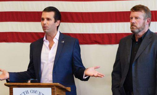 Donald Trump Jr. fires up local GOP