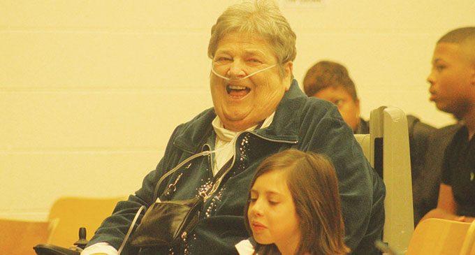 N. Forsyth celebrates legacy of Margaret 'Maggie' Griffin