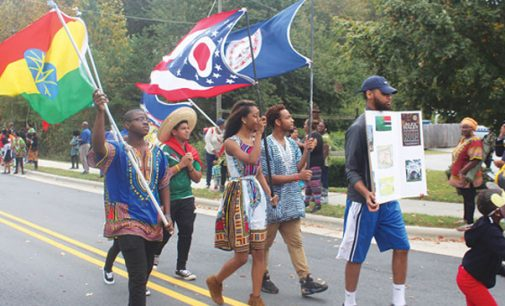 QEA students celebrate heritage in a major way