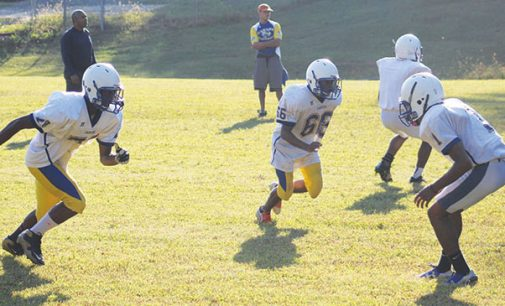 Carver looks for two in a row against N. Surry