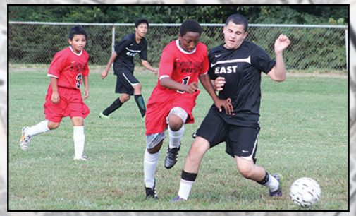 East Forsyth Middle overwhelms Prep soccer team in second half