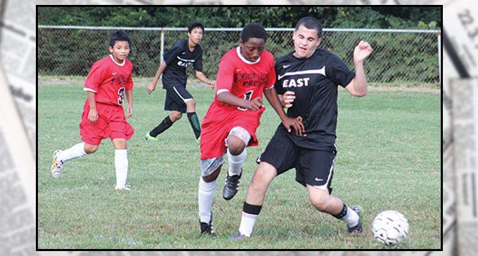 East Forsyth Middle overwhelms Prep soccer team in second half