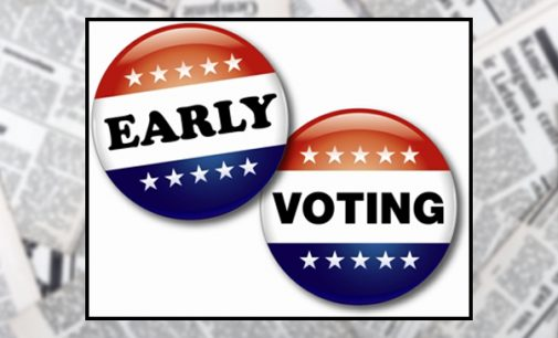 Editorial: Early voting provides chance to vote and get things done