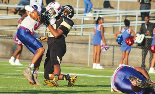 Reynolds stays undefeated After tough win against Parkland