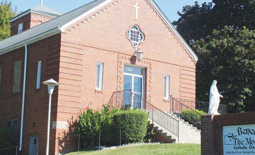 Black Catholic church celebrates 75th anniversary