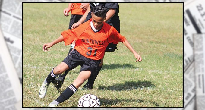 Walkertown goes to penalty kicks against Northwest Middle
