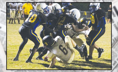 Carver ends season with loss against South Stokes