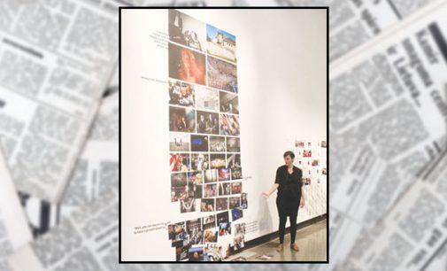 SECCA exhibit examines national news coverage
