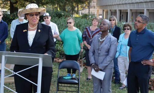 Rep. Adams responds to Burr's pride in blocking judicial nominations