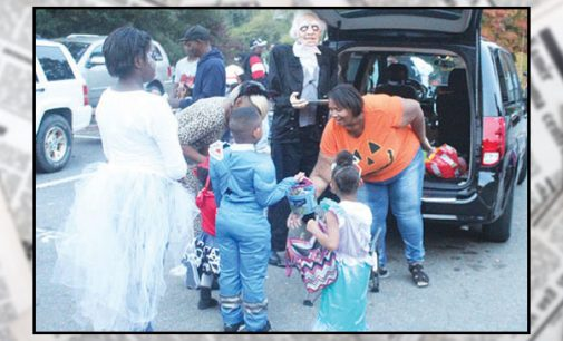 Community Trunk-or-Treat event draws large crowd