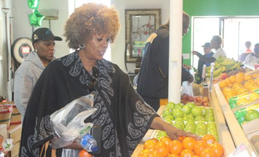 New store  brings fresh food to Ogburn Station community