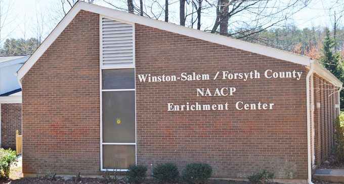 New chapter for local NAACP begins