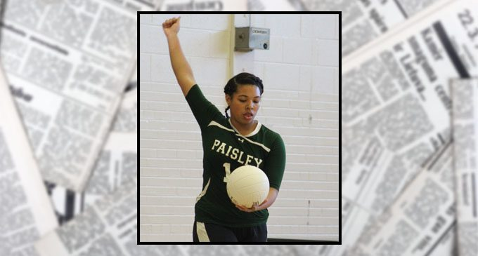Paisley's girls' volleyball team gains win over Walkertown in three sets
