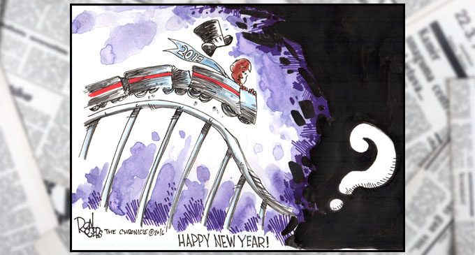 Editorial: Watch out for 2017