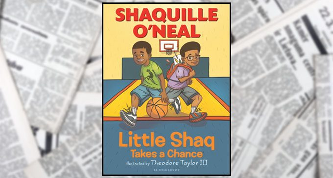 This is a book for boys, girls and basketball fans