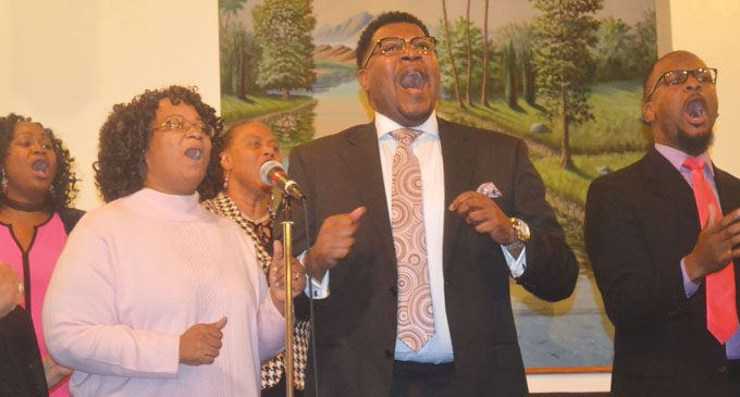 Making a joyful noise for a good cause