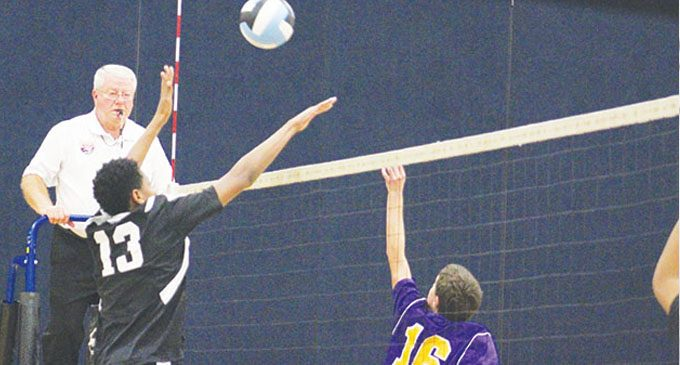 E. Forsyth middle boy's volleyball team remains undefeated