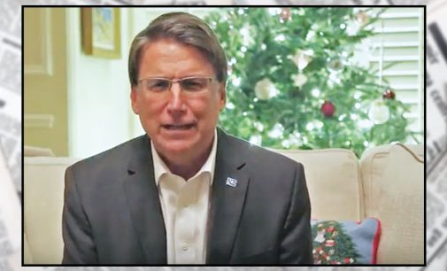 McCory concedes after counties finalize vote totals