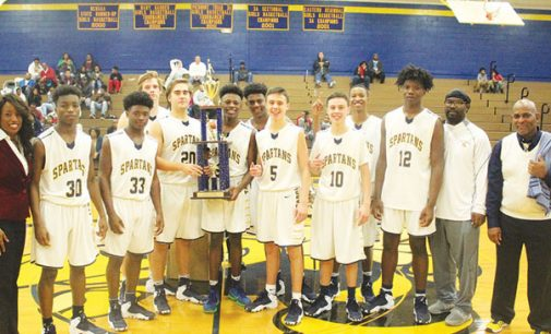 Mt. Tabor crowned champs of 2016 Lash/Chronicle tournament