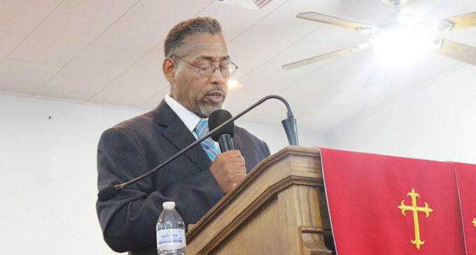 Leach to address emancipation program