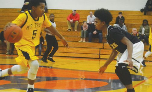 Freshmen take center court during Branded for Knowledge Classic
