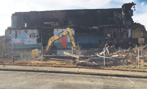 Fire investigators complete search of former Brown Elementary School