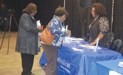 Expo shines light on good works in neighborhoods groups