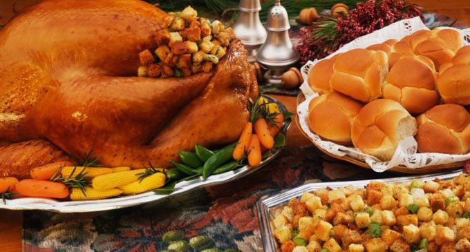 Holiday meals can be healthy as well as satisfying
