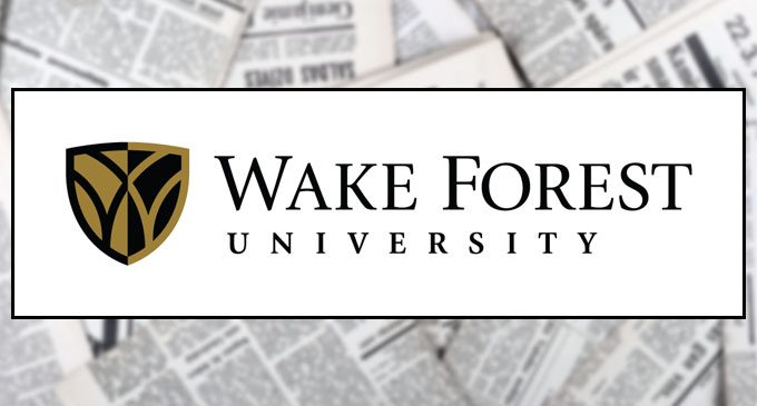 WFU announces new online MBA program