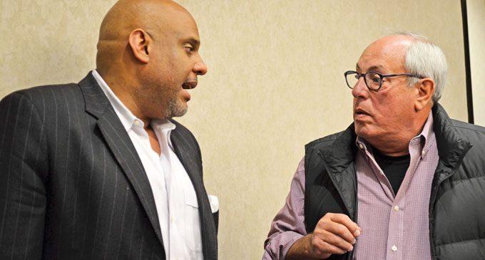 County, state lawmakers meet on legislative goals