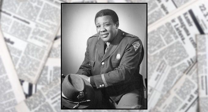 Forsyth's first black deputy remembered