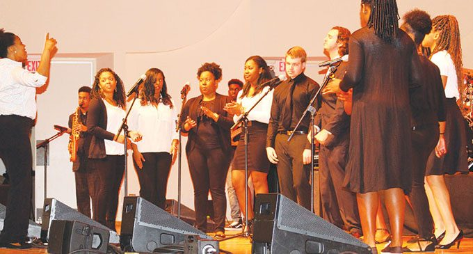 GospelFest reminds audience about the need for God