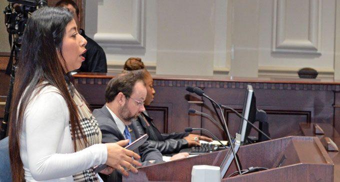 City Council receives sanctuary city petition
