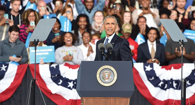 Commentary: As Obama departs, we owe him our thanks