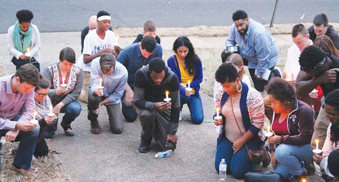 Dr. King's legacy honored at Kneel-in