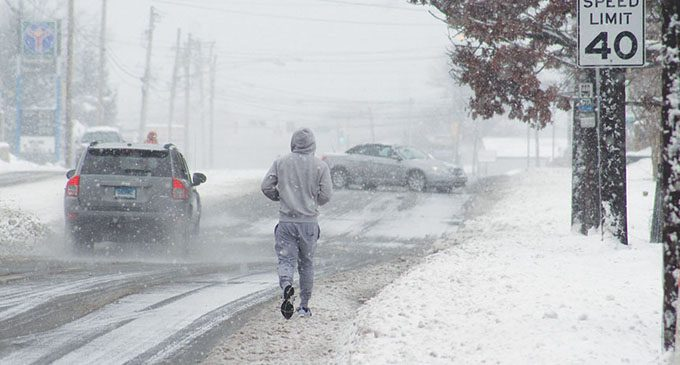 Winter storm is impending in Forsyth and Guilford counties; take precautions