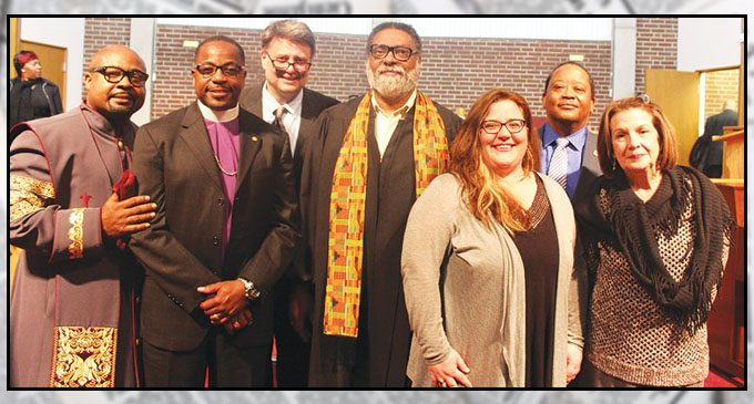 Ministers' Conference marks King Day with celebration amid 'Two Americas'