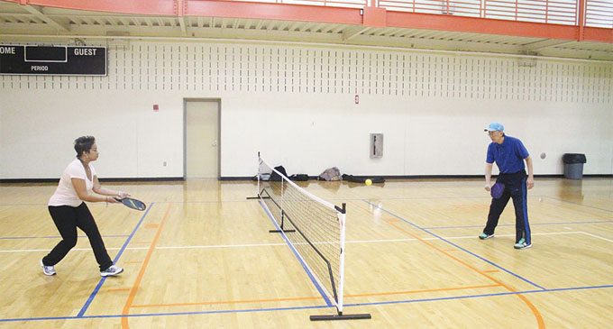 Pickleball tournament raises funds and awareness for mental health efforts