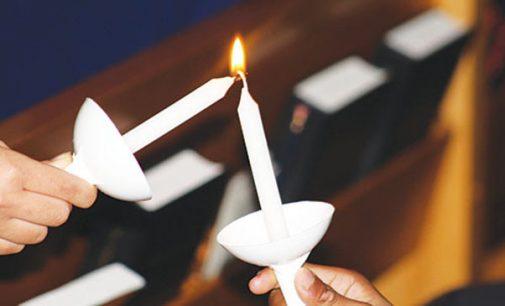 Multi-faith prayer vigil highlights new president