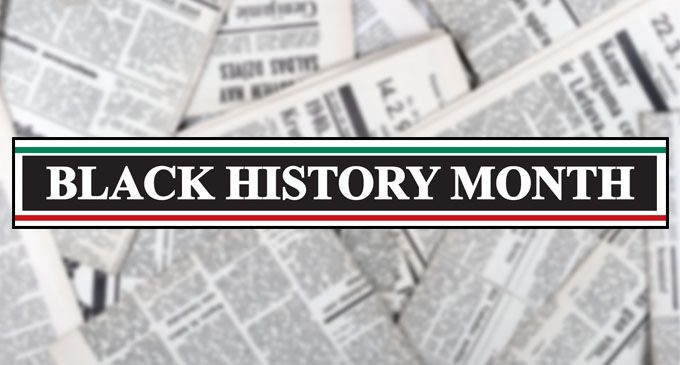 Editorial: In Black History, the truth needs to come out