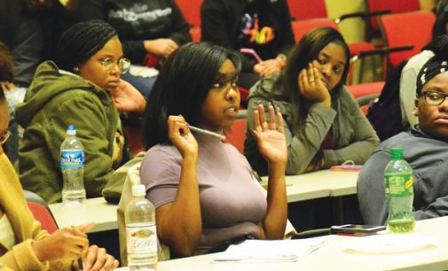 '13th' sparks powerful conversation at WSSU