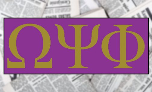 Omega Psi Phi chapter plans Talent Hunt