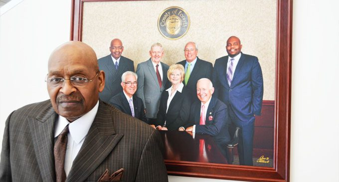 County Commissioner Walter Marshall dies at 74