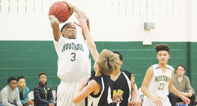 Wiley tops Meadowlark in 7th grade basketball