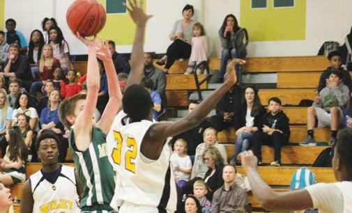 Wiley's 8th grade team uses late surge to beat Meadowlark Middle