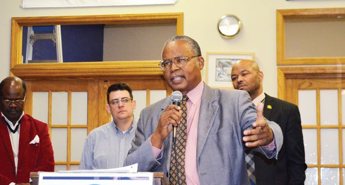 El-Amin to fill Commissioner Marshall's seat
