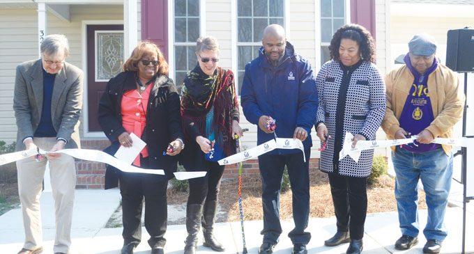 S.G. Atkins CDC  revitalizing housing stock