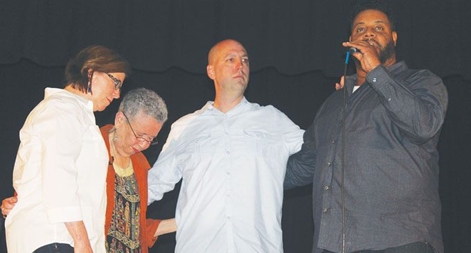 Local church hears conversation on race relations