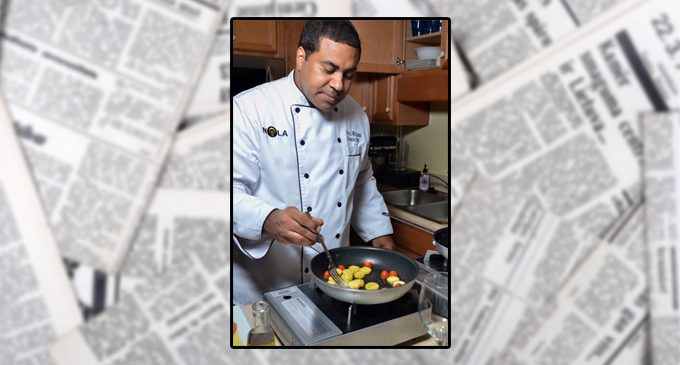 Cooking competition adds spice to event